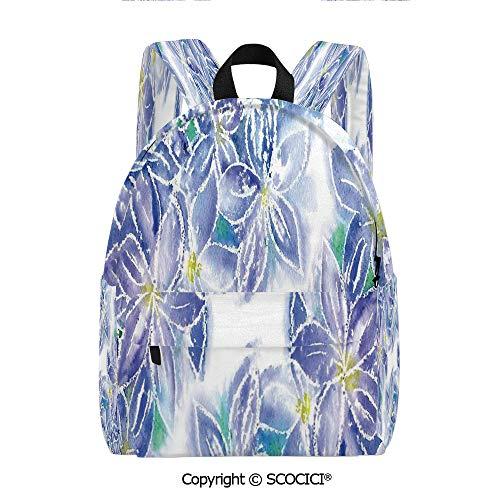 - SCOCICI Women's City Backpack Multi-pocket design (11.5