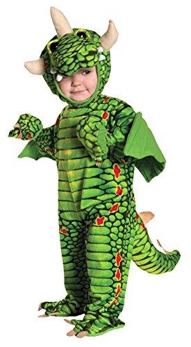 Baby Boys - Plush Dragon 18-24 Month Toddler Costume Halloween (Plush Dragon Toddler And Kids Costumes)