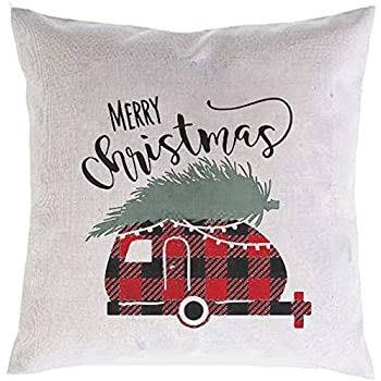 Amazon.com: FaceYee Merry Christmas Decoratives Camper
