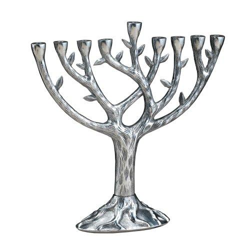 Rite Lite Tree of Life Chanukah Menorah -