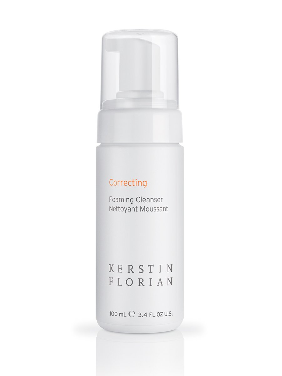 Kerstin Florian Correcting Foaming Cleanser, Deep Cleaning Facial Cleanser, 100 ml/3.4 fl. oz.