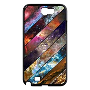 Galaxy Space Universe Personalized Cover Case for Samsung Galaxy Note 2 N7100,customized phone case ygtg552599