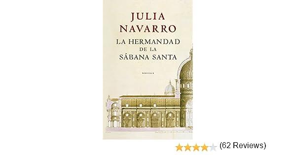 La hermandad de la Sábana Santa eBook: Navarro, Julia: Amazon.es ...