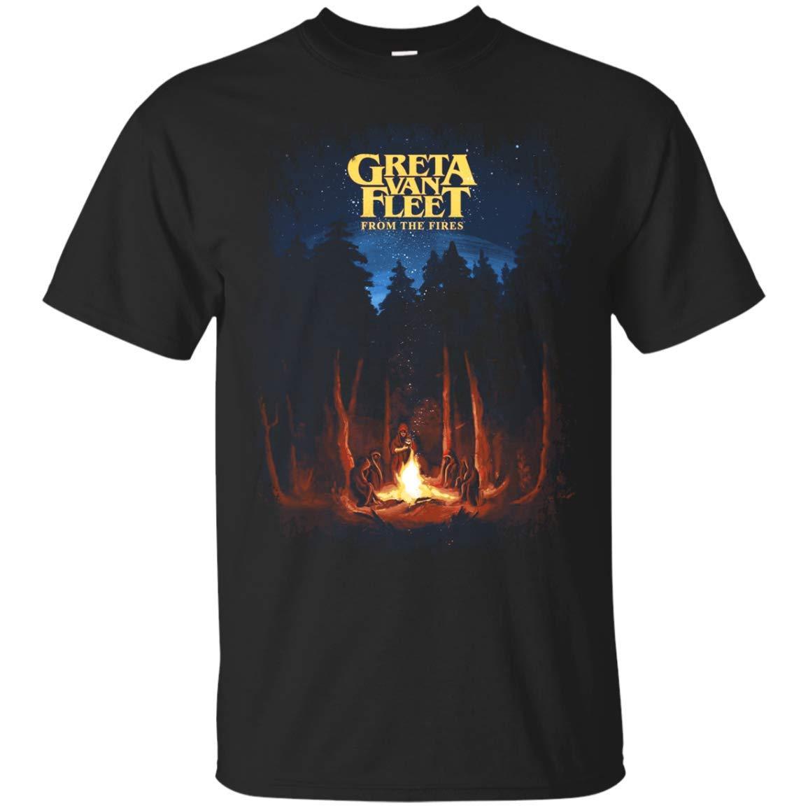 Greta Van Fleet From The Fires T Shirt 5836