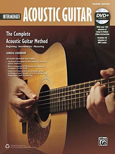 (Complete Acoustic Guitar Method: Intermediate Acoustic Guitar, Book & DVD (Complete Method))