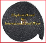 #4 Steel Wool, 5 lb Roll