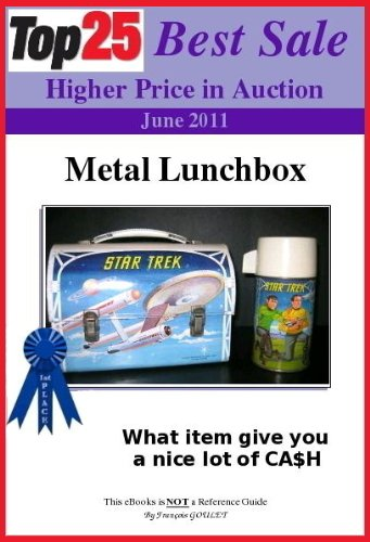 Best Buy Auction >> Top25 Best Sale Higher Price In Auction Metal Lunchbox