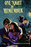 One Night to Remember, Norma Davis Stoyenoff, 1477835474