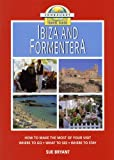 Front cover for the book Ibiza and Formentera by Sue Bryant