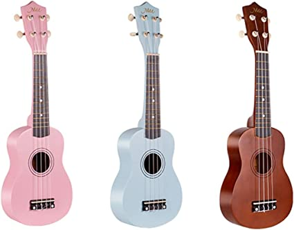 Ukulele, Ukulele, Ukulele, Guitarra pequeña de 21 pulgadas ...