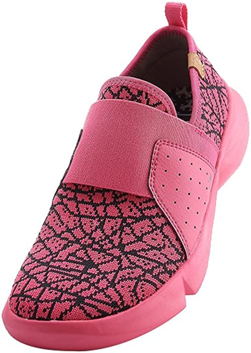 UIN Womens Guedes Knit Loafer Fashion Shoes