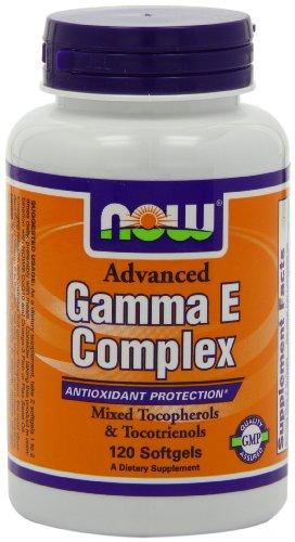 Now Foods Advanced Gamma E Complex, Soft-gels, 120-Count, Health Care Stuffs