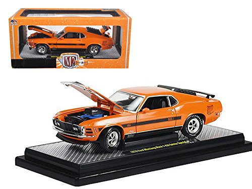 - 1970 Ford Mustang Mach 1 428