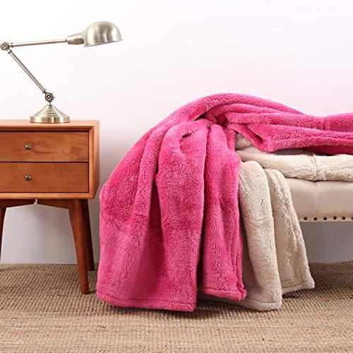 Berkshire Blanket Extra-Fluffy Blanket Plush Throw, Confetti 2