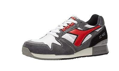 Diadora, I.C. 4000, Scarpe, Sneaker, Uomo (46 EU, White