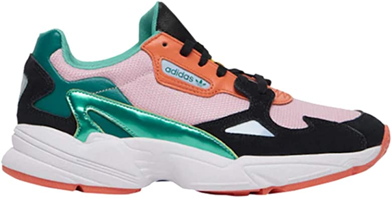 adidas falcon leather mujer