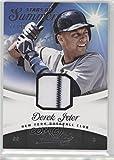 #6: Derek Jeter #/99 (Baseball Card) 2014 Panini Classics - Stars of Summer - Jerseys [Memorabilia] #12