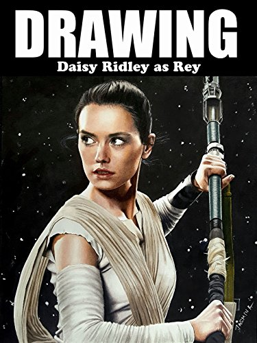 Clip  Drawing Daisy Ridley As Rey