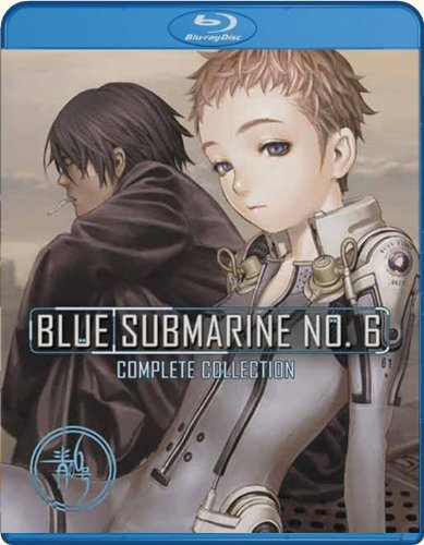 Blue Submarine No. 6: Complete Collection [Blu-ray] by Eastern Star
