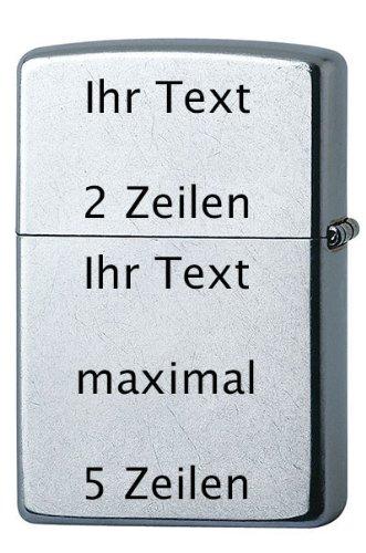 Zippo 1300106 Mechero con relieve de caballero