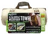 McNett Tactical Ultra-Compact Microfiber Towel, Sand, Medium