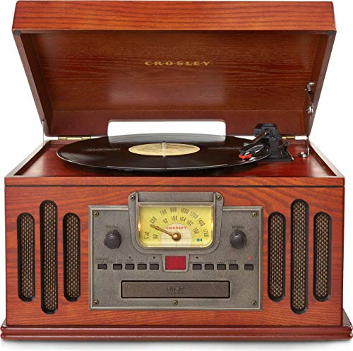 Crosley CR704D-PA Musician 3-Speed