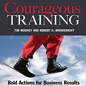 Courageous Training Audiobook