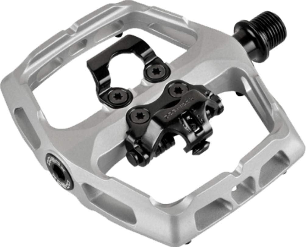 Xpedo Ambix Dual Function Platform Shimano SPD Compatible Pedals Black