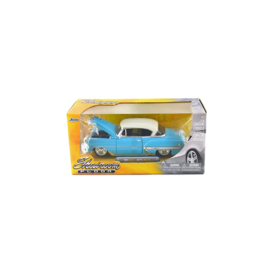 1953 Chevy Bel Air 124 Scale (Light Blue)