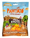 Benevo Vegan Pawtato Dog Chew Knots, Small For Sale
