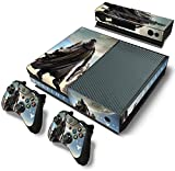 ModFreakz™ Console/Controller Vinyl Skin Set – Destin Hooded Heros for Xbox One Original
