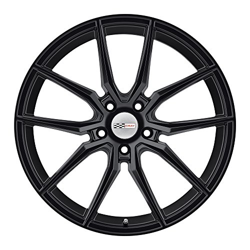 CRAY SPIDER 20x12.0 5/120.65 ET41 CB70.3 MATTE BLACK by Cray (Image #1)