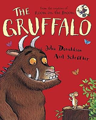 book cover of The Gruffalo