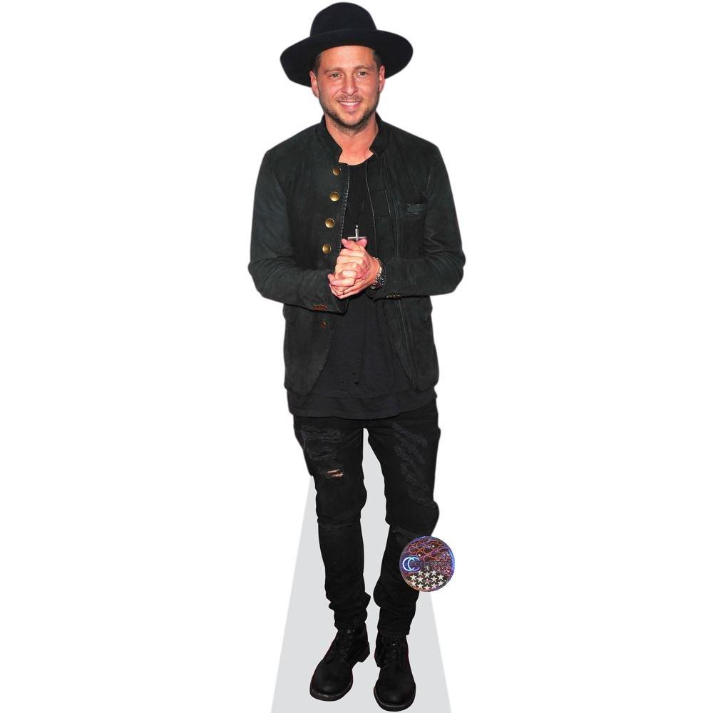 Celebrity Cutouts Ryan Tedder Pappaufsteller lebensgross