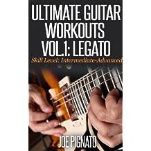 Ultimate Guitar Workouts Vol.1:Legato
