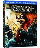 Conan the Barbarian - Conan le barbare [Blu-ray 3D + Blu-ray + DVD]