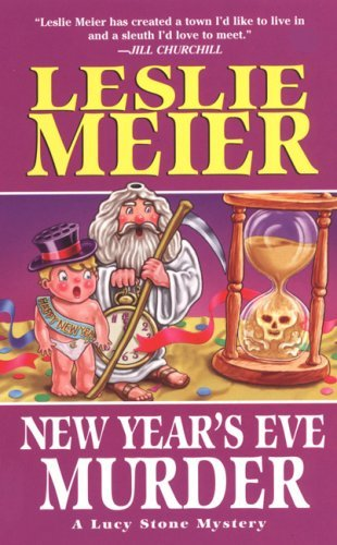 Image result for New Year's Eve Murder by Leslie Meier""