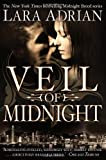 Veil of Midnight by Lara Adrian front cover