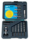 Bosch CC2130 Clic-Change Drilling and Driving Set with Clic-Change Chuck, 27-Piece