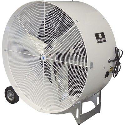 Amazon com: Schaefer Versa-Kool Mobile Drum Fan - 42in , 16,600 CFM