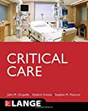img - for Lange Critical Care book / textbook / text book