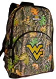 Broad Bay West Virginia University Backpacks Official CAMO WVU Backpack