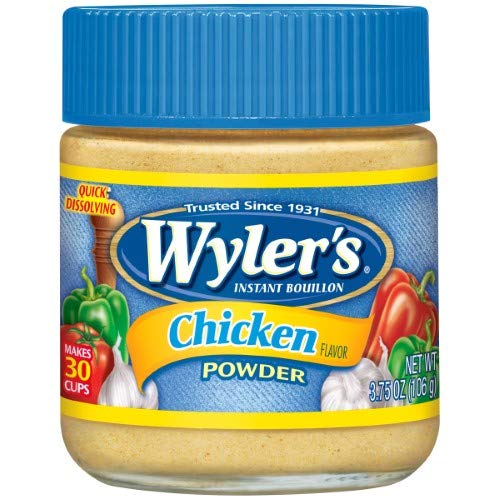 Wyler's Chicken Bouillon Powder, 3.75 oz