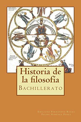 Historia de la filosofía: Bachillerato (Spanish Edition) por [Fernández Rueda, Emiliano