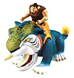 Fisher-Price DreamWorks The Croods: Croodaceous Macawnivore