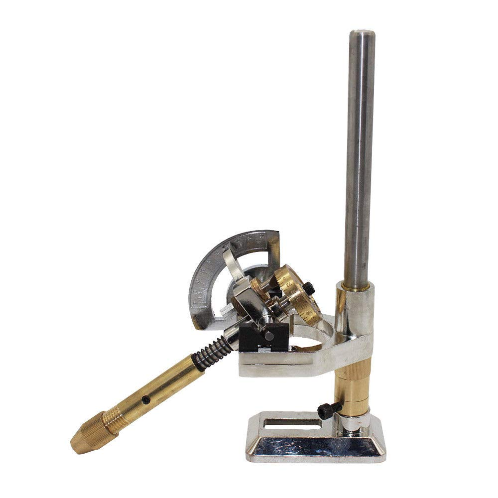 Jade Grinding Faceted Manipulator Gem Faceting Machine Jewel Angle Milling Polishing Machine 96 Scale