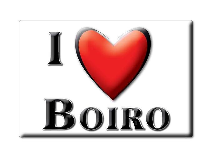 Enjoymagnets BOIRO Souvenir IMANES DE Nevera Reino Unido Galicia ...