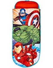 Moose Toys Marvel Avengers Junior 2-in-1 Kids' Ready Bed, Piece of 1, Red, 75 x 75 x 90 cm