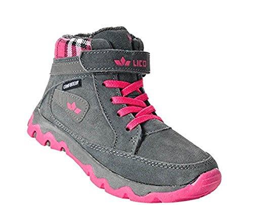 Lico, Sneaker bambine Grigio grigio