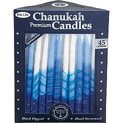 Rite -Lite Judaica Premium Chanukah Cand...